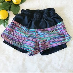 C9 by Champion Layered Athleisure Shorts Girl 10